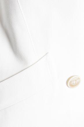 MAISON MARGIELA Cotton and silk-blend twill jacket