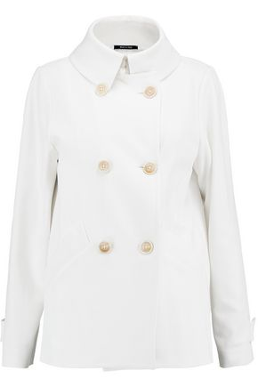MAISON MARGIELA Cotton and silk-blend twill jacket