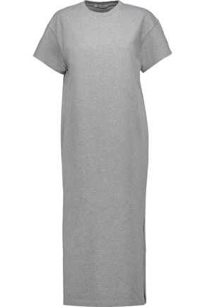 T by ALEXANDER WANG Cotton midi dress