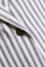 ZIMMERMANN Zephyr striped cotton and linen-blend blazer