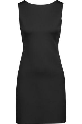 THEORY Mivril scuba mini dress