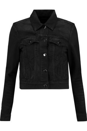 J BRAND Harlow cropped denim jacket