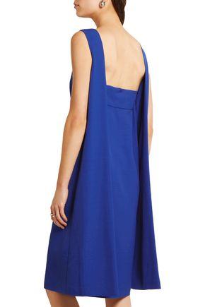 MAISON MARGIELA Layered crepe dress