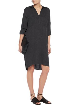 JAMES PERSE Oversized twill dress