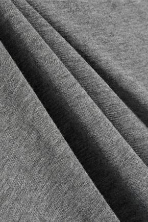 T by ALEXANDER WANG Classic  jersey maxi dress