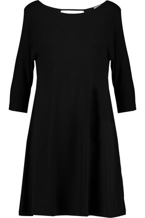 TART Nava cold-shoulder stretch-modal jersey dress