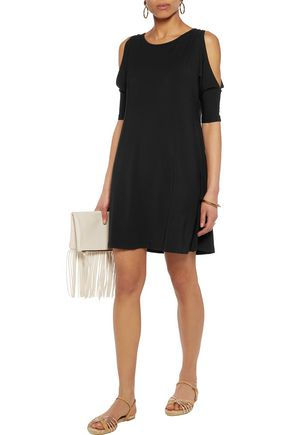 TART COLLECTIONS Nava cold-shoulder stretch-modal jersey dress