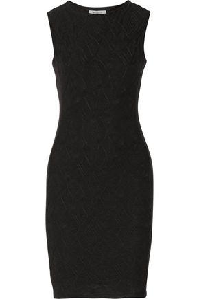 BAILEY 44 Desert Oasis crochet-paneled jersey mini dress