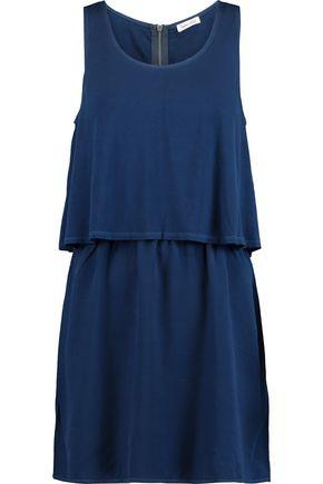 SPLENDID Layered jersey mini dress