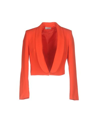 Фото - Женский пиджак  красного цвета