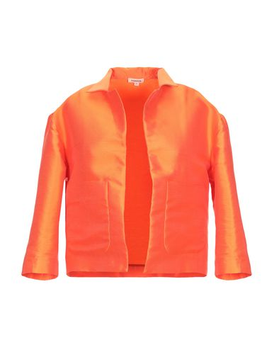 Фото - Женский пиджак P.A.R.O.S.H. оранжевого цвета