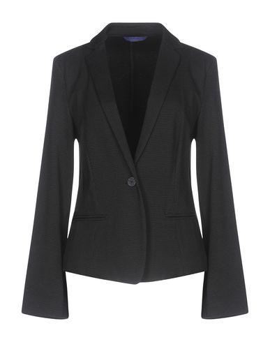 Купить Женский пиджак BLUE LES COPAINS темно-синего цвета