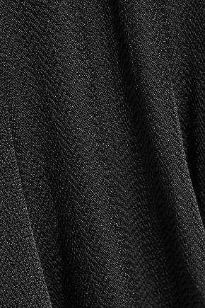 GABRIELA HEARST Ida herringbone woven turtleneck maxi dress