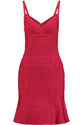 HERVÉ LÉGER Bandage mini dress