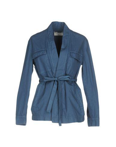 Фото - Легкое пальто от POMANDÈRE пастельно-синего цвета