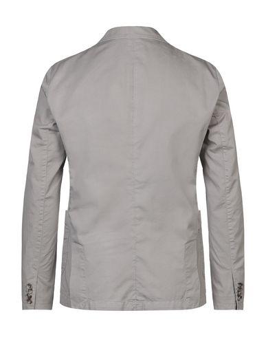 Фото 2 - Мужской пиджак SUN 68 светло-серого цвета
