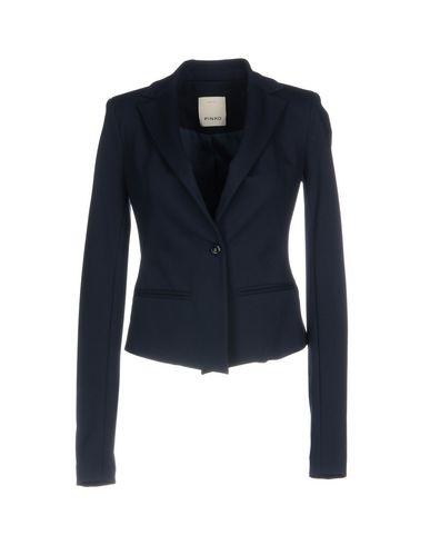 Фото - Женский пиджак  темно-синего цвета