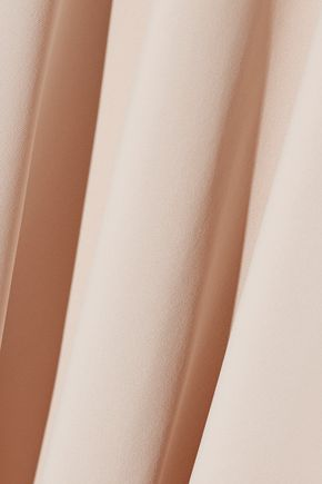 THE ROW Jenphen stretch-crepe mini dress