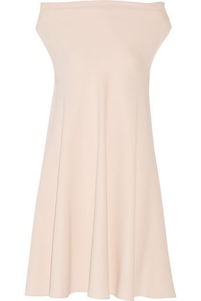 THE ROW Jenphen stretch-crepe mini dress