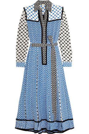 DODO BAR OR Silk crepe de chine maxi dress
