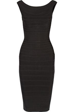 """HERVÉ LÉGER فستان بتصميم ضيق """"أرديل"""""""