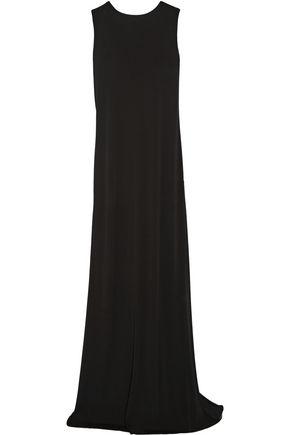 MAISON MARGIELA Knotted jersey maxi dress