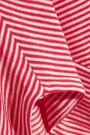SPLENDID Winward asymmetric striped stretch-jersey top
