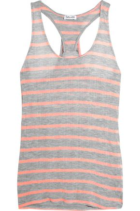 SPLENDID Huntington striped jersey tank