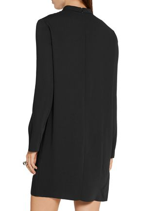 CEDRIC CHARLIER Crepe mini dress