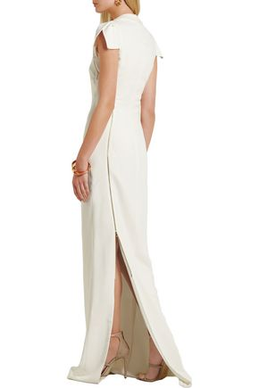Antonio Berardi Stretch Crepe Gown