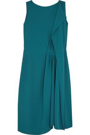 MAISON MARGIELA Pleated crepe dress