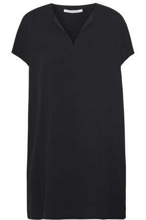 DIANE VON FURSTENBERG Kora silk-blend mini dress
