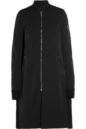 RICK OWENS Cotton-shell bomber jacket