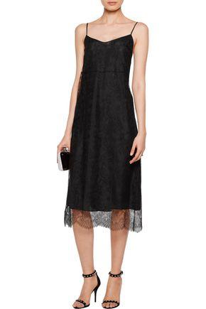 ROCHAS Chantilly lace dress