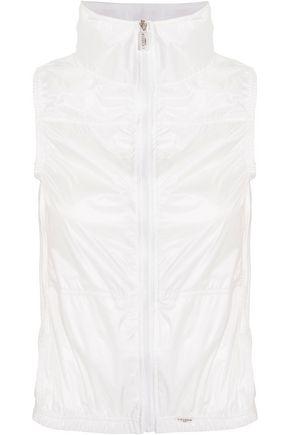 L'ETOILE SPORT Ripstop windbreaker vest