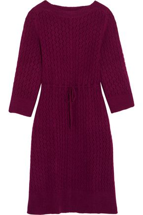 SEE BY CHLOÉ Crochet-knit dress