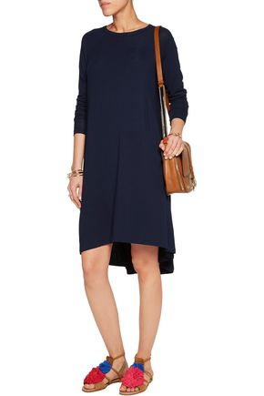 ZIMMERMANN Striped stretch-jersey dress