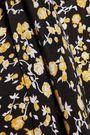 EQUIPMENT FEMME Phaedra floral-print washed-silk mini dress