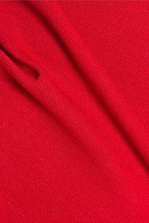GOEN.J Off-the-shoulder stretch-knit maxi dress