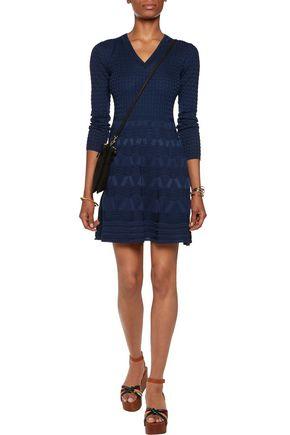 M MISSONI Wool-blend dress