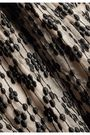 REDValentino Embroidered silk-organza mini dress