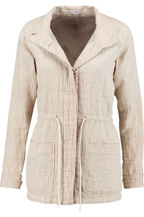 JAMES PERSE Cotton-blend parka