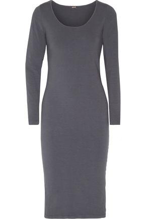 MONROW Stretch-cotton dress