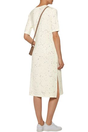 KAIN LABEL Moby printed stretch-jersey dress