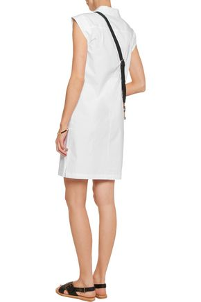MICHAEL MICHAEL KORS Cotton-poplin shirt dress