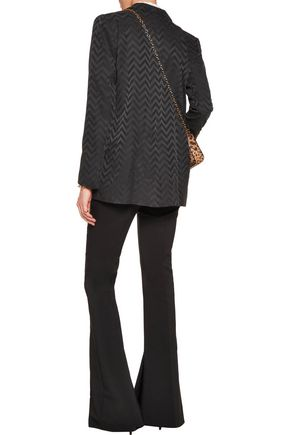 EQUIPMENT FEMME Mitchelll silk blazer