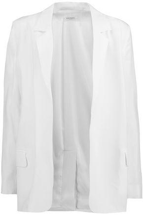 EQUIPMENT Mitchell washed-silk blazer