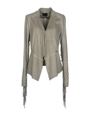 Фото - Женский пиджак  светло-серого цвета