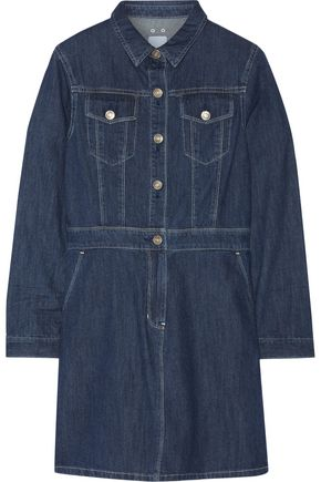 SJYP Denim mini dress