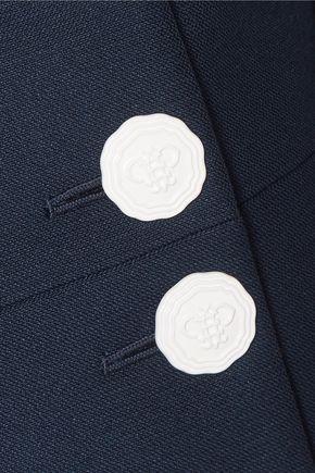 EMILIO PUCCI Cropped cotton-blend jacket